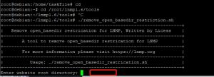 【lnmp一键包】可道云在跨目录访问服务器根目录无法编辑文件教程